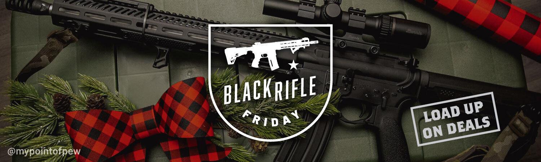 Black Friday & Cyber Monday Gun Deals
