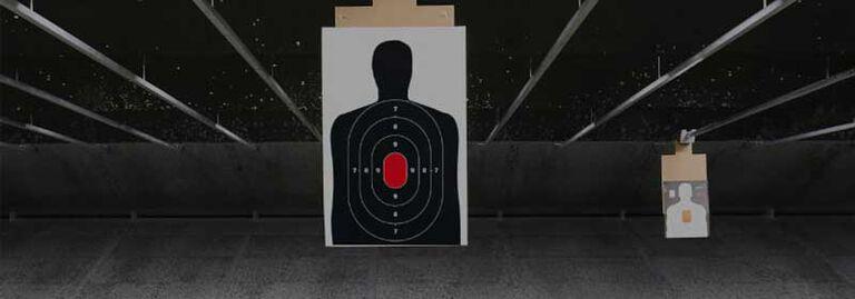 Find targets for the range