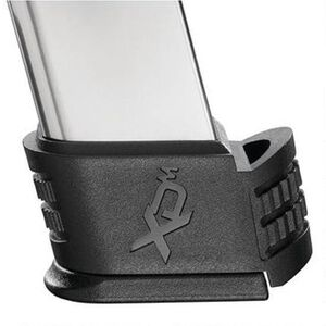 Springfield Armory XDM 3.8 9/40 Compact Magazine X-Tension Sleeve for Backstrap #1 Polymer Black XDM5001C