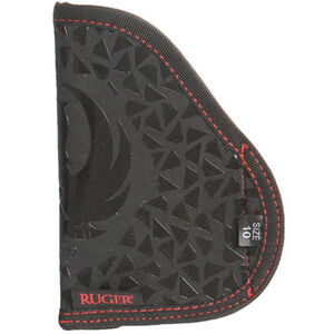 Allen Ruger Stash Pocket Holster LC9/LC380/SR22 Ambidextrous Size 10 Nylon Black