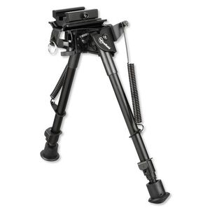 Firefield Compact Bipod with Adjustable Legs Black