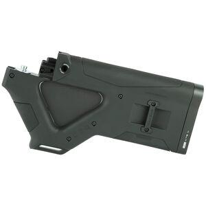 Hera USA CQR Close Quarter Rifle Featureless AK-47 Fixed Stock Polymer Construction Matte Black Finish