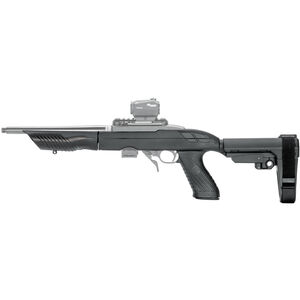 SB Tactical 10/22 Takedown Stabilizing Brace Kit Black 1022A3-01-SB