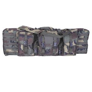 "Voodoo Tactical Enhanced MOLLE 36"" Soft Rifle Case Nylon Woodland 15-761305000"