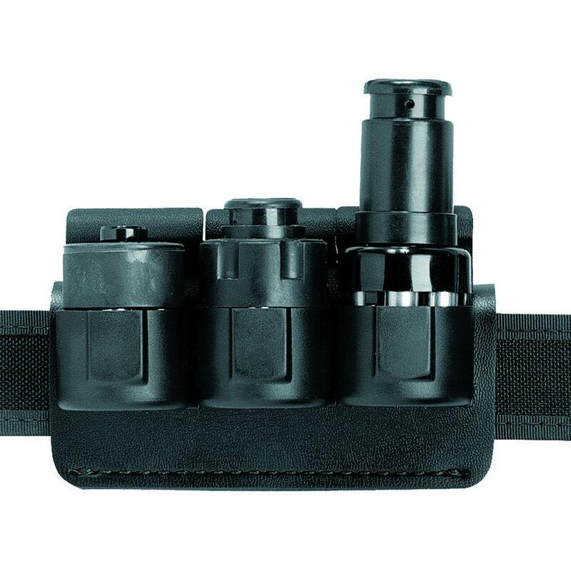 Safariland Model 333 Competition Speedloader Holder for L Frame Plain Black 333-3-2