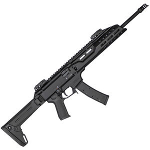 "CZ Scorpion Evo 3 S1 Magpul Edition 9mm Semi Auto Rifle 16.2"" Barrel with Brake 35 Rounds Magpul Furniture and Sights Black"
