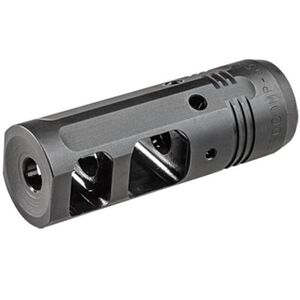 "SureFire ProComp 762 Muzzle Brake 7.62 NATO/.308 Winchester Threaded 5/8""x24 Heat Treated Stainless Steel Black Melonite Finish PROCOMP-762-5/8-24"
