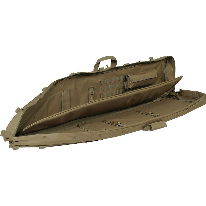 "Voodoo Tactical .50 Caliber Rifle Drag Bag 60"""