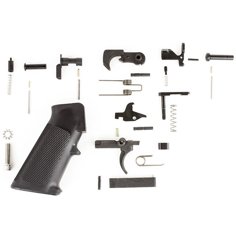 Aero Precision AR-15 Standard Lower Parts Kit with A2 Grip