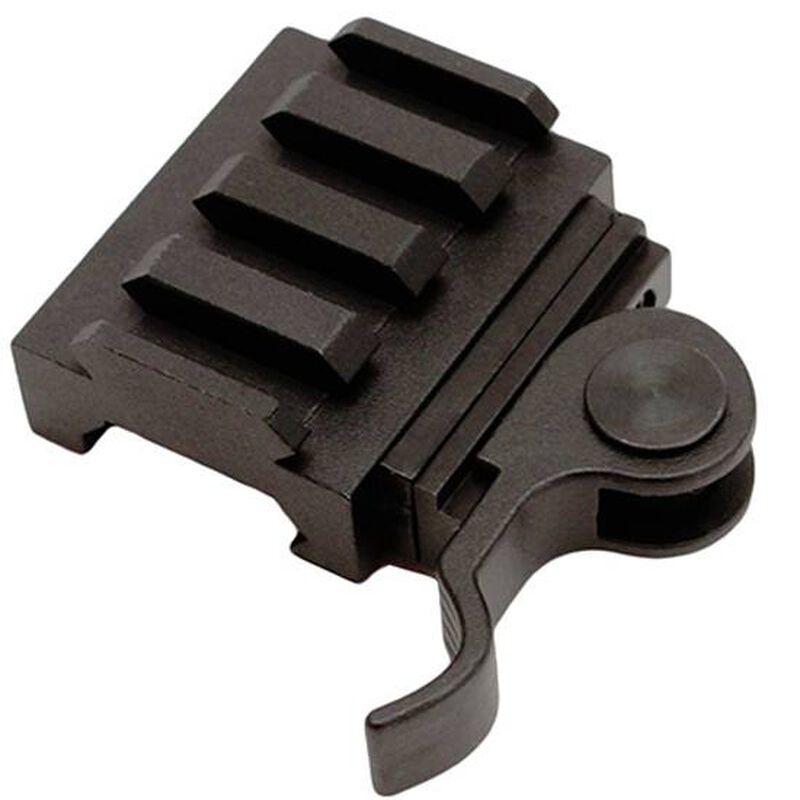 AimSHOT Quick Release Picatinny Rail Riser 10mm Aluminum Black MT61172-40LP