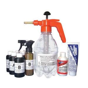 Atsko Zero N-O-Dor Oxidizer Pro Pump Kit Makes 1 Gallon+