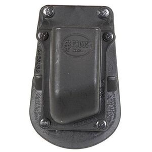 Fobus SIG Sauer .357/.40 Single Magazine Pouch Paddle Holster Kydex Black