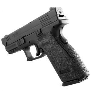 TALON Grips Springfield XD Full Size 9mm/.357/.40 Rubber Adhesive Grip Black