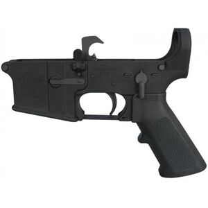Yankee Hill Machine AR-15 Lower Receiver, Multi Caliber, Partially Complete