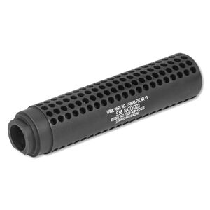 GunTec AR-15 SOCOM Reversible Slip Over Fake Suppressor Aluminum Black