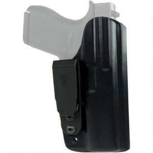 Blade-Tech Klipt Appendix IWB Holster Springfield XDS With Laser Ambidextrous Polymer Black LG-469-HBT 4.0 XDS