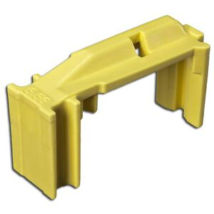 Magpul AR-15 Enhanced Self Leveling Follower For USGI .223/5.56 30 Round Magazines Polymer Yellow 3 Pack MAG110-YEL
