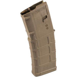 Magpul PMAG 30 Gen M3 AR-15 Magazine .223/5.56 30 Rounds Polymer Medium Coyote Tan MAG557-MCT