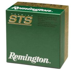 "Remington Premier STS 12 Ga 2.75"" #8 Lead 1oz 250 rds"
