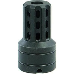 Manticore Krink M92/M85 PAP Nightbreak Compensator .30/7.62 Caliber 26x1.5 Left Steel Black