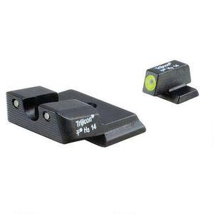 Trijicon S&W M&P Shield HD Night Sight Set Tritium Yellow SA139-C-600721