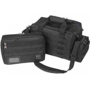Bulldog Cases XL MOLLE Tactical Range Bag Black
