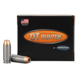 DoubleTap 10mm Auto Ammunition 20 Rounds,  JHP, 200 Grains