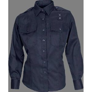 5.11 Tactical Women's Taclite PDU A Class Long Sleeve Shirt Polyester Cotton Extra Large 62365