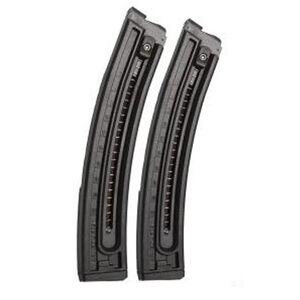 German Sport Gear GSG-16 22 Round Magazine .22 Long Rifle Twin Pack