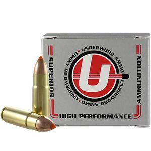 Underwood Ammo .458 HAM'R Ammunition 20 Round Box 300 Grain Nosler Ballistic Tip Spitzer Projectile 2100 fps