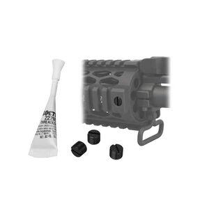 Yankee Hill Machine Forearm Plug Kit Steel Black YHM-9437K