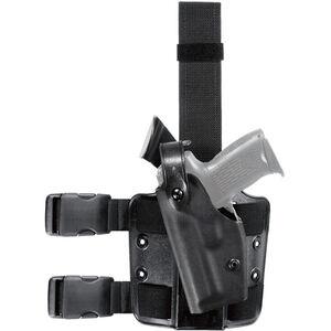 Safariland 6004 SLS Tactical Holster Fits GLOCK 17/22 with Surefire X300U Left Hand Hardshell STX Tactical Black