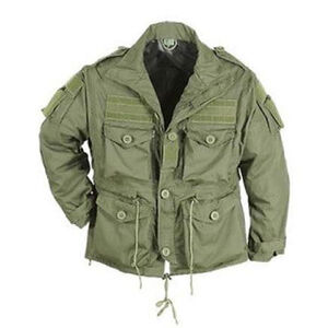Voodoo Tactical 1 Field Jacket Polyester Cotton Large Olive Drab Green 938004094