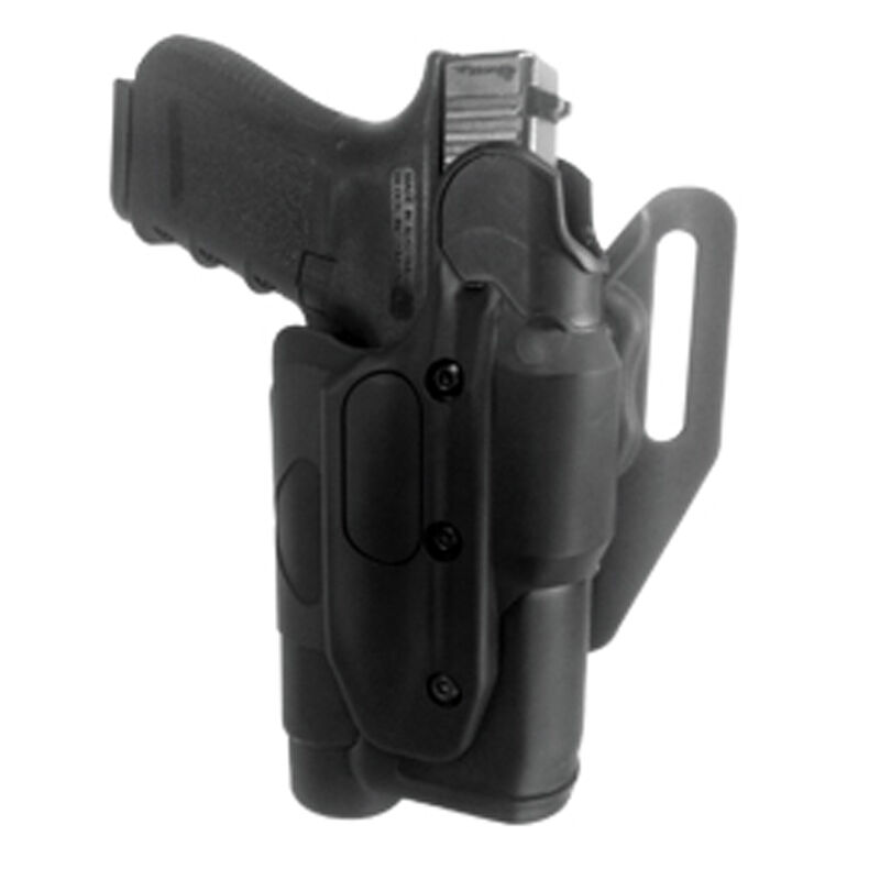 Gould & Goodrich X-Calibur GLOCK 17, 22, 19, 23, 34, 35 with TLR-1 Duty Holster Right Hand Black