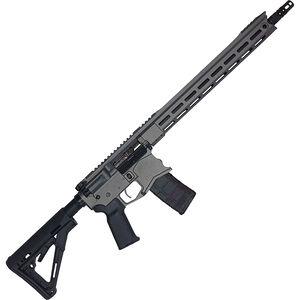 "Spec Arms Defender .223 Wylde AR-15 Semi Auto Rifle, 16"" Match Grade Barrel, 30 Rounds, M-LOK Handguard, Collapsible Stock, Tungsten Grey Cerakote Finish"