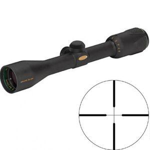 Weaver Grand Slam 3-12x43 Riflescope Dual-X Reticle 1/4 MOA Matte Black 800620