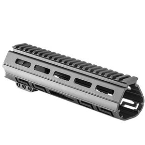 Luth-AR AR-15 The Palm Handguard 7 Inch Free Float M-LOK Picatinny Top Rail Aluminum Black