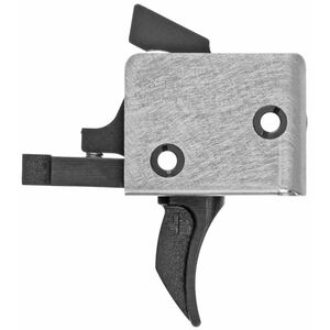 CMC AR-15/AR-10 Single Stage Combat Curved Hybrid Trigger Small Pin 3.5lb Curved Trigger Shoe Steel Construction