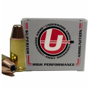 Underwood Ammo 9mm +P Ammunition 20 Rounds Hornady XTP 124 Grains 134