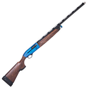 "Beretta A400 Xcel Sporting KO 12 Gauge Semi Auto Shotgun 3"" Chamber 3 Rounds 28"" Barrel Blue Receiver Walnut Stock"