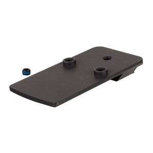 Trijicon RMR CC Dovetail Mount for Walther PPS Pistols Black