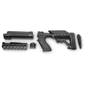 ProMag Archangel Remington 870 Tactical Stock System 20 Gauge Polymer Black AA87020-SC