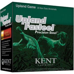"""Kent Cartridge Upland Fasteel 20 Gauge Ammunition 2-3/4"""" Shell #6 Precision Steel Shot 7/8oz 1500fps"""