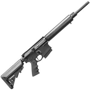 "DPMS GII Hunter .243 Win AR Platform Semi Auto Rifle 16"" Barrel 4 Rounds B5 SOPMOD Collapsible Stock Black"