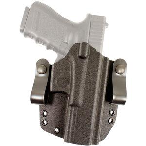 DeSantis SL Raptor Belt/IWB Holster Fits SIG P365 Right Hand Polymer Black