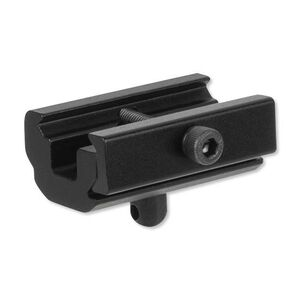 Sun Optics Picatinny Rail Bipod Adapter Swivel Stud Aluminum Black ST1007