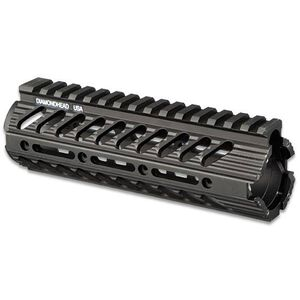 "Diamondhead VRS DI-556 AR-15 Drop In Handguard 7"" Aluminum Black 2001"