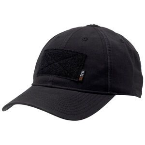 5.11 Tactical Flag Bearer Cap One Size Fits Most Black