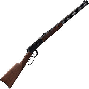 "Winchester Model 94 Deluxe Carbine Lever Action Rifle .38-55 Win 20"" Barrel 7 Rounds Walnut Stock Blued"