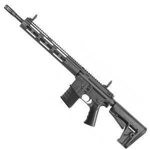 "Kriss USA Defiance DMK22C AR-15 Style Semi Auto Rifle .22 Long Rifle 16.5"" Barrel 15 Round Capacity 13"" Free Float Modular Hand Guard Pistol Grip/Collapsible Stock Black Finish"